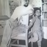 Con Sebastián, 1990.
