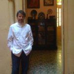 En la casa museo de José Lezama Lima, en La Habana, febrero 15, 2009.