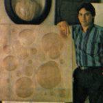 """Segundo Premio en el concurso de Poema Mural """"Fundación de Guayaquil"""", con """"Transfiguración de cobre en blanco"""" sobre un cuadro de Edgar Carrasco, julio de 1986."""