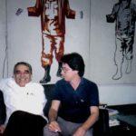 Entrevista a Gabriel García Márquez, en Casa de las Américas, La Habana, Cuba, diciembre de 1985.