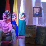 """Presentación de """"El perpetuo exiliado"""", en la Casa de la Cultura de Sevilla, Valle, Colombia, octubre 28, 2016."""