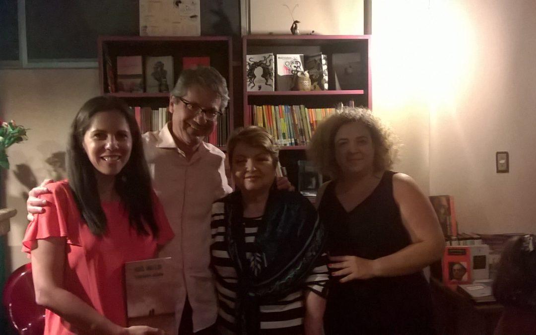 Recital en La Casa Morada