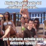 Detective salvaje
